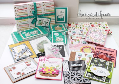 Stampin' Showcase March 2021