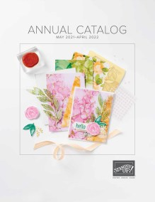 New Stampin' Up! Catalog 2021