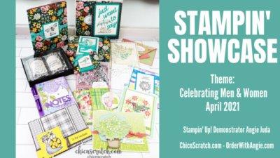 Stampin Showcase April 2021