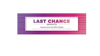 Last Chance List Mini Catalog 2021