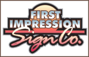 First Impressions Signs