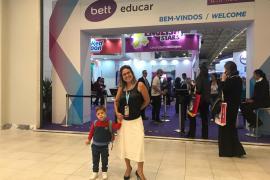 Visitamos a Bett Educar, maior evento de educação da América Latina