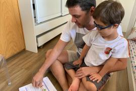 Rotina de estudos em casa: a primeira experiência