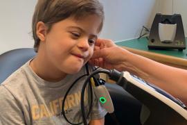 Dia de consulta com a audiologista