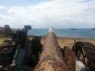 A exemplo do canhão colonial este não mais existirá em alguns anos