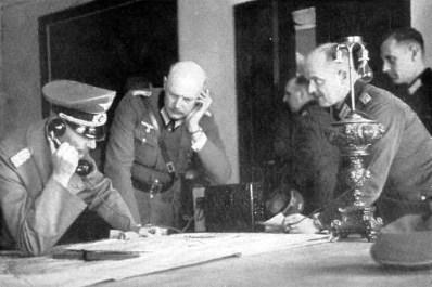 General von Bock e o comando da Campanha