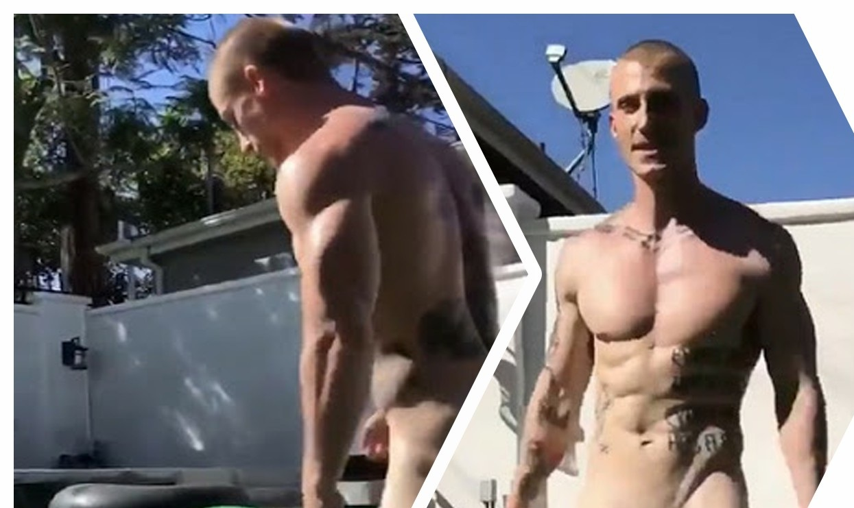Desnudos futbolistas Los desnudos