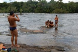 Cachoeira grande Amapá