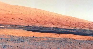 Curiosity revela semelhança entre solos de Marte e do Havaí