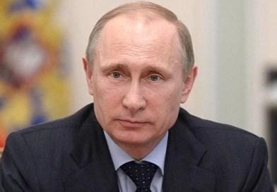 Putin promete missão a Marte em 2019