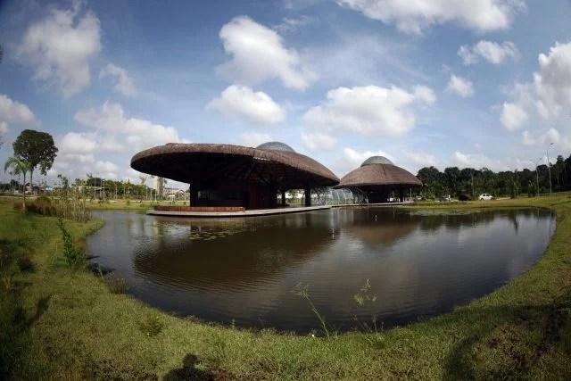 Parque Estadual do Utinga é tema de palestra na Semas