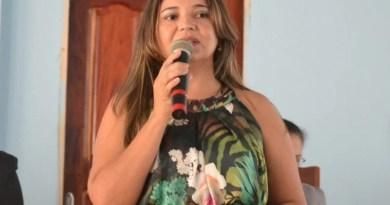 MPF vai à Justiça contra posse de Euricélia Cardoso na Câmara dos Deputados
