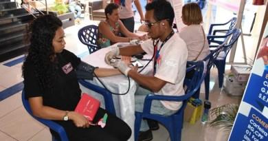 Sesc realiza ação social da campanha Outubro Rosa em Macapá
