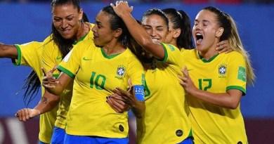 Brasileiras encaram a França neste domingo pelo Mundial 2019