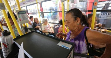 Mais de 10 mil idosos circularam nos ônibus em apenas uma semana