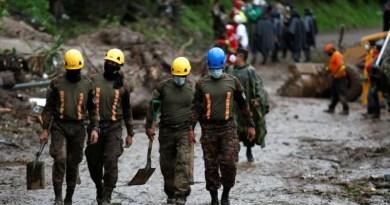 Sobe para 27 total de mortos por chuvas em El Salvador