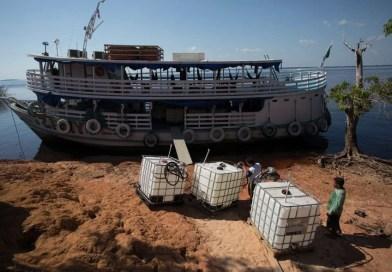 Curso ensina comércio seguro e sustentável de combustíveis na Amazônia