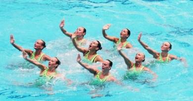 Atual campeã, seleção de nado sincronizado é convocada a Sul-Americano