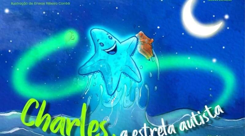 Livro: Charles, a estrela autista