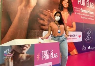 Campanha nacional que incentiva redução da pobreza menstrual é realizada em Manaus