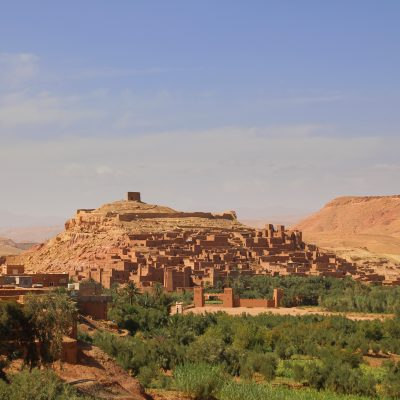 Abre la puerta a Africa, Ouarzazate Marruecos