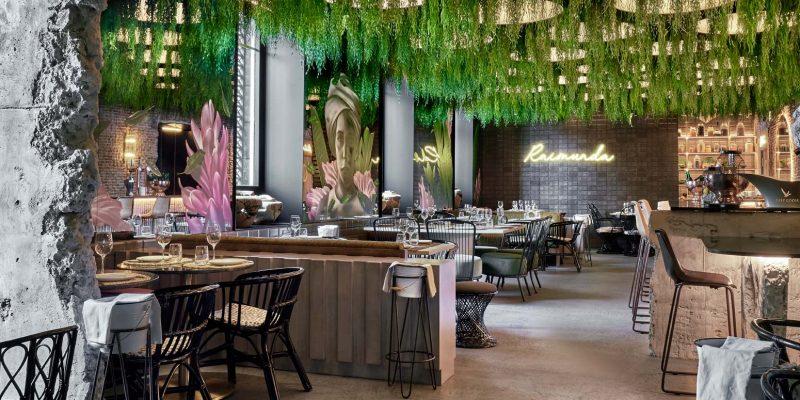 restaurantes con terraza en Madrid