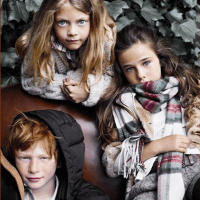 Massimo Dutti: Boys and Girls Autumn Winter 2011 Collection