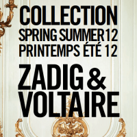 Zadig & Voltaire Spring Summer 2012 collection at Marina Bay Sands Singapore