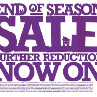 Club 21 Singapore: End of Season SALE with Further Reductions!
