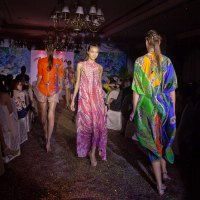 Luxury Resort wear by PASHMA launches Flagship store in Raffles Hotel