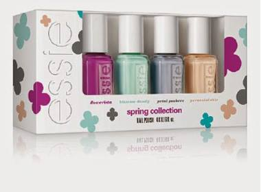 Essie Spring 2016 Collection