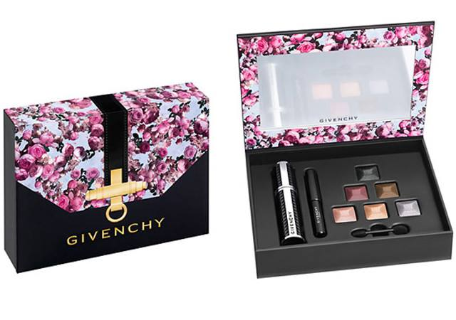 Givenchy Flower Collection Fall 2015  Beauty Trends and Latest Makeup Collections  Chic Profile