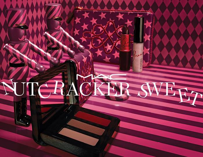 MAC Nutcracker Sweet Holiday 2016 Collection  Beauty Trends and Latest Makeup Collections