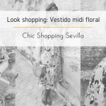Look shopping: Vestido midi floral
