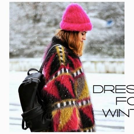 DRESSING FOR WINTER