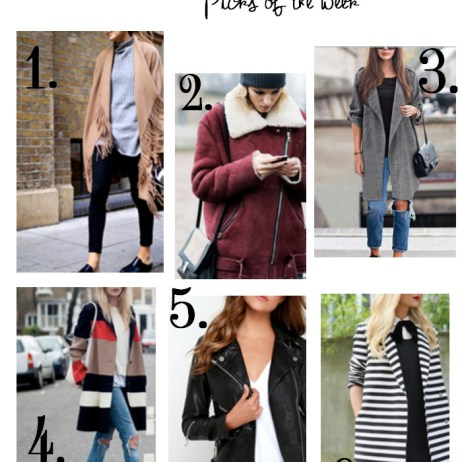 SHOPPING PICKS OF THE WEEK: FALL LAYERS