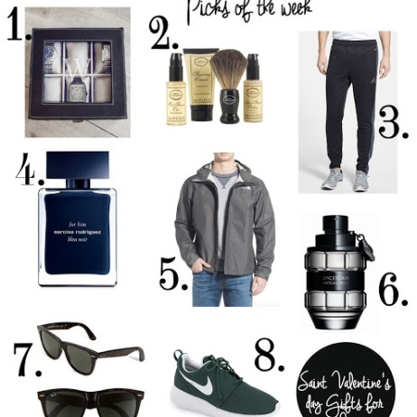 SHOPPING PICKS OF THE WEEK: LAST MINUTE SAINT VALENTINE'S DAY GIFTS