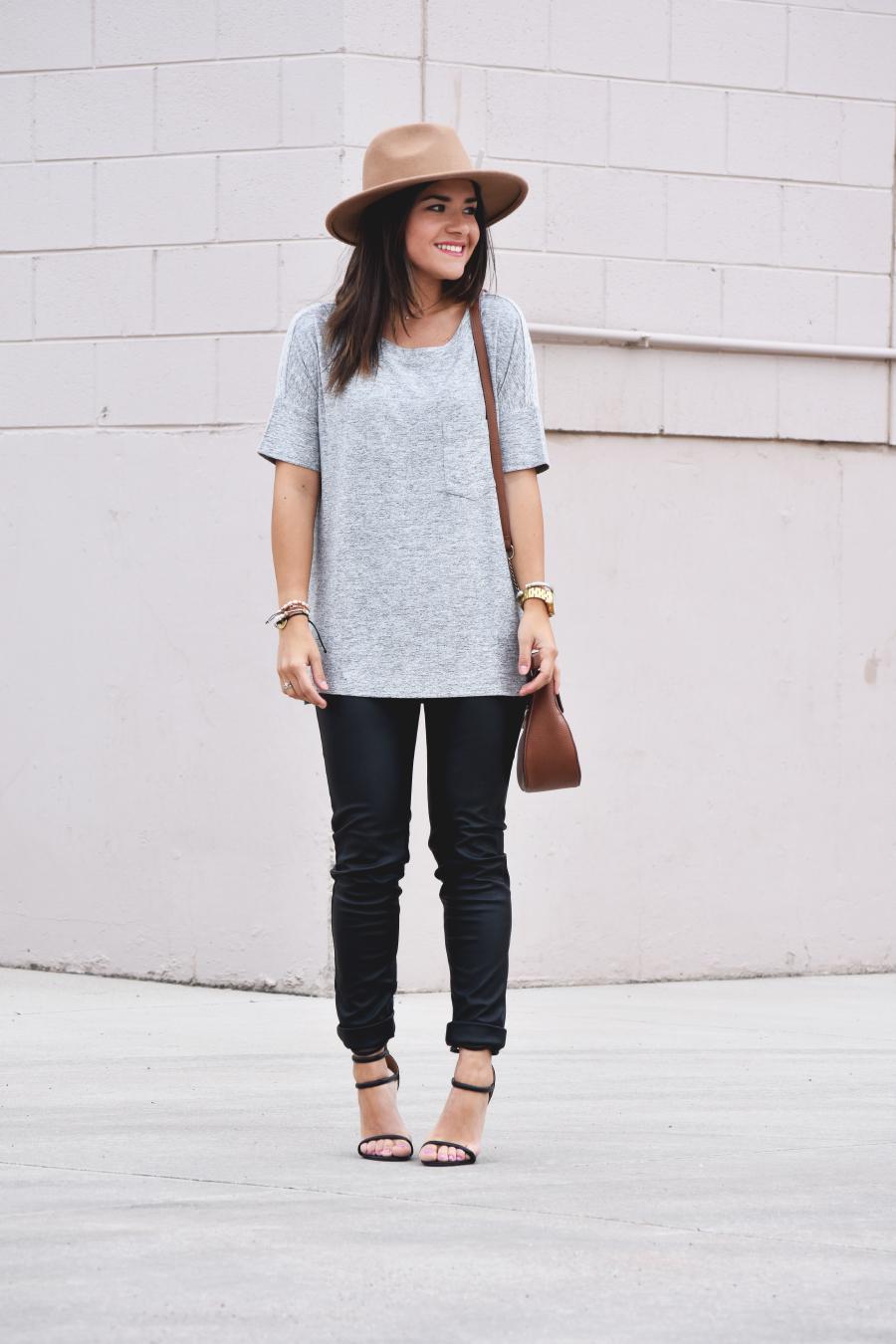 ootd- lou & grey top