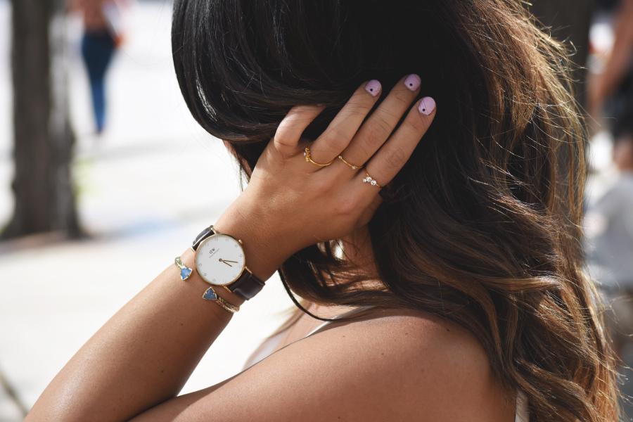 Glamour bar Denver nails