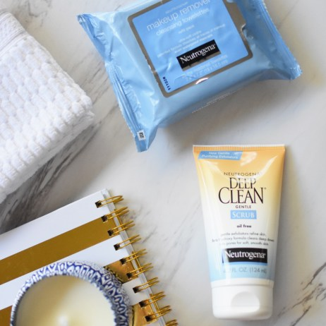 GETTING UNREADY WITH NEUTROGENA