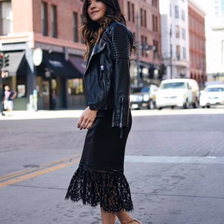 A TOTAL BLACK LOOK YOU MUST TRY