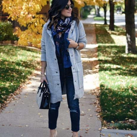 A FALL COZY LOOK