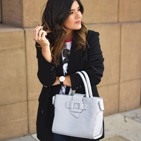 A CLASSIC STATEMENT BAG