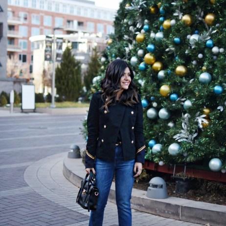 CHRISTMAS SHOPPING AT CHERRY CREEK MALL