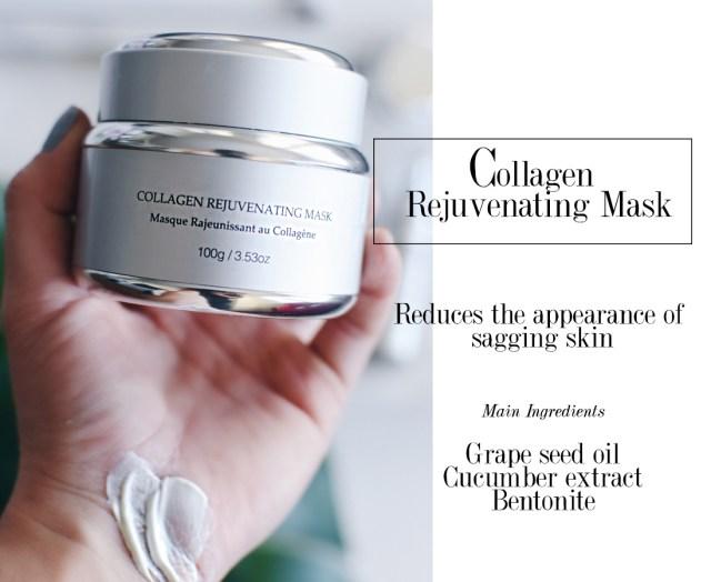 Vivo Per Lei Collagen Rejuvenating mask