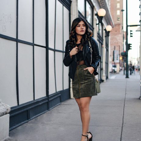 HOW TO STYLE A MESH TOP