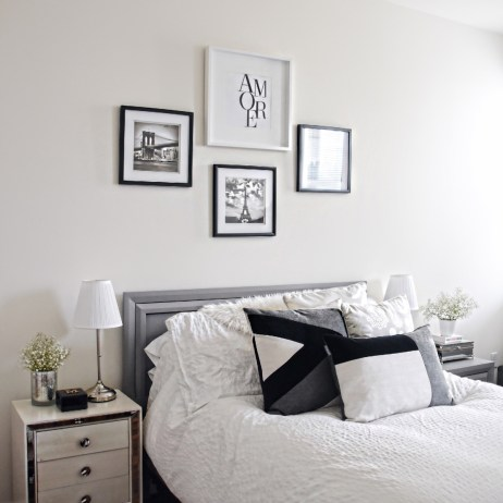 BEDROOM DECOR WITH ARTICLE