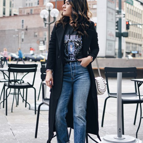 STYLING GIRLFRIEND JEANS