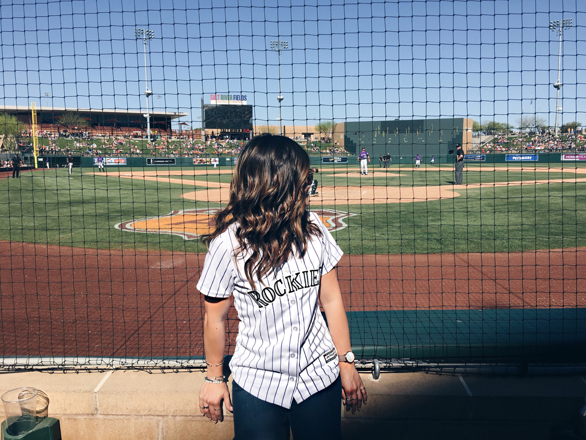 Toyota Grand Slam and Spring training 2017
