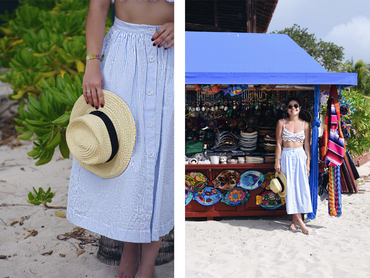 Carolina Hellal of Chic Talk in Playa del Carmen, Mexico
